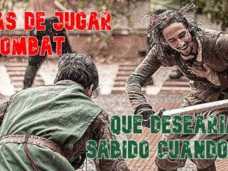 Softcombat y LARP España Reglamento de Softcombat