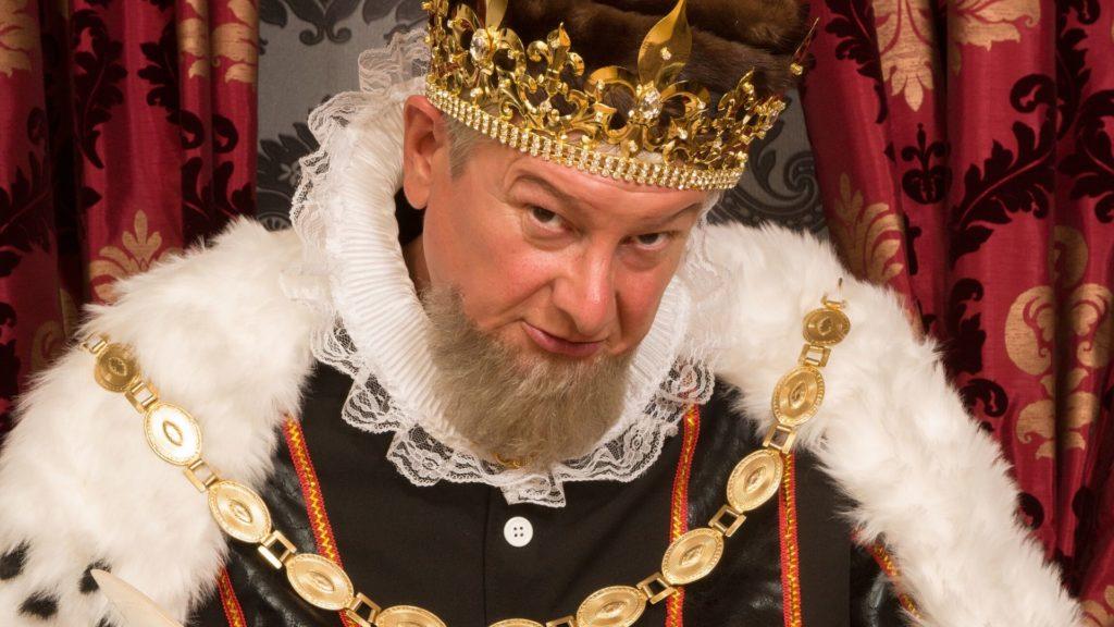 rpg roleplay king larp costume rol español douglas el despiadado