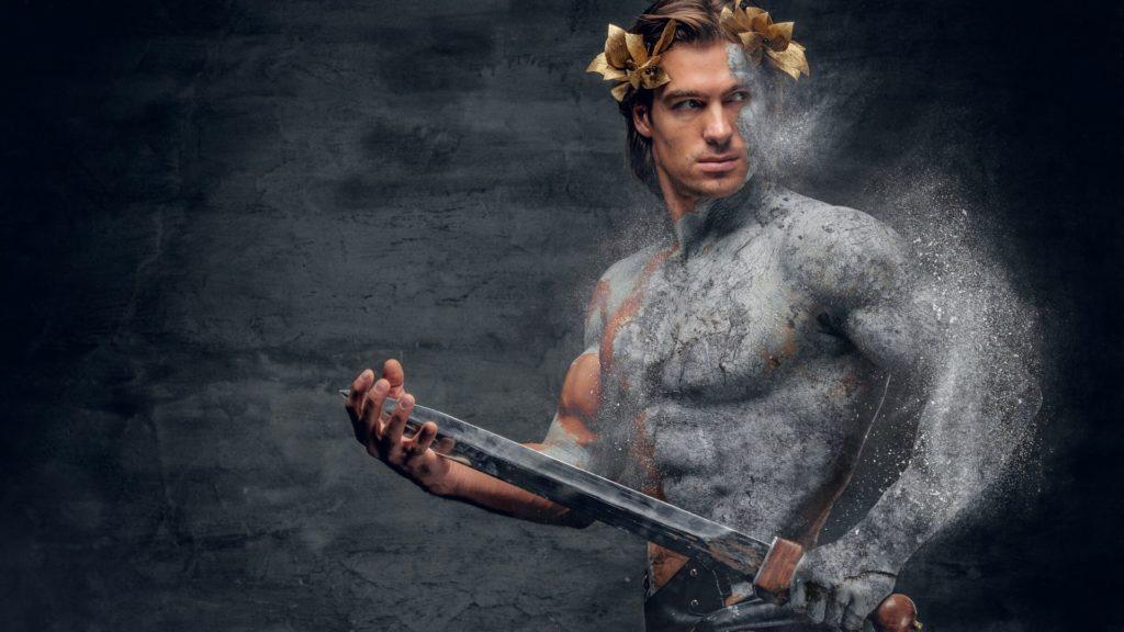 rpg roleplay soldado espada power rol español douglas el despiadado