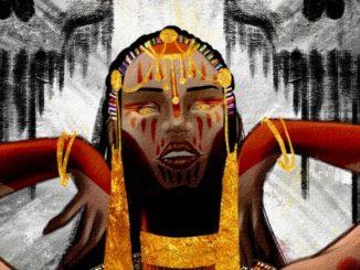fantasy-art-characters-personajes-para-rol-muerte-death-sacerdotisa-azteca-maya-inca-chamán-bruja 2