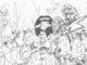 Arte LARP en España Hyeronimus Feria del Dragón Batalla Lágrimas de la Tormenta rol en vivo