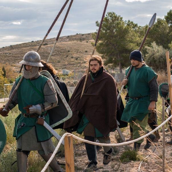 Softcombat Alicante LARP rol en vivo Douglas el Despiadado