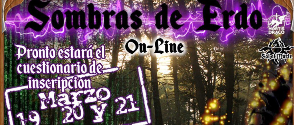 Rol online Sombras de Erdo Festival de Ostaria Douglas el Despiadado